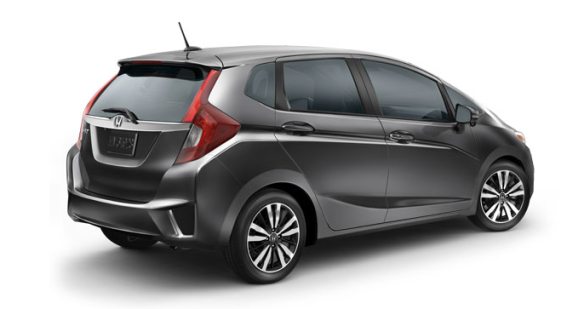 2015 Fit at Benson Honda